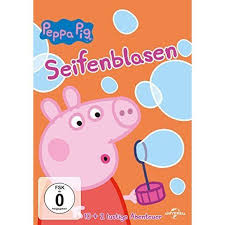 SEIFENBLASEN - Peppa Pig 06 DVD  Alemán / Inglés