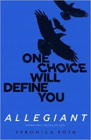 ALLEGIANT - Divergent 3