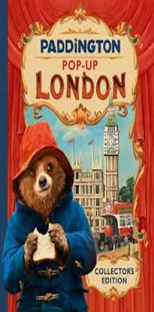 PADDINGTON 2 LONDON POP-UP