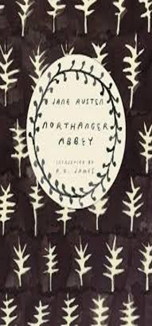 NORTHANGER ABBEY - Vintage Classics