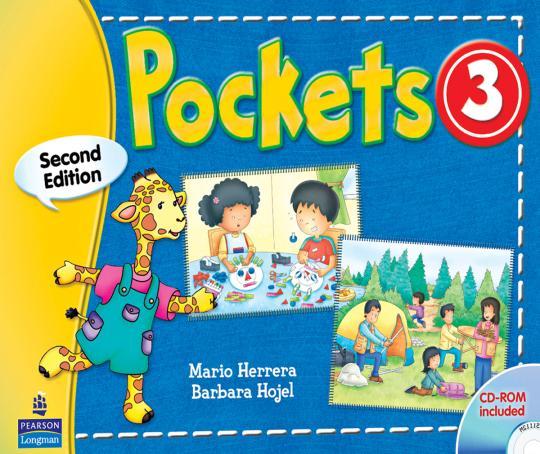 POCKETS 3 SB 2nd Ed