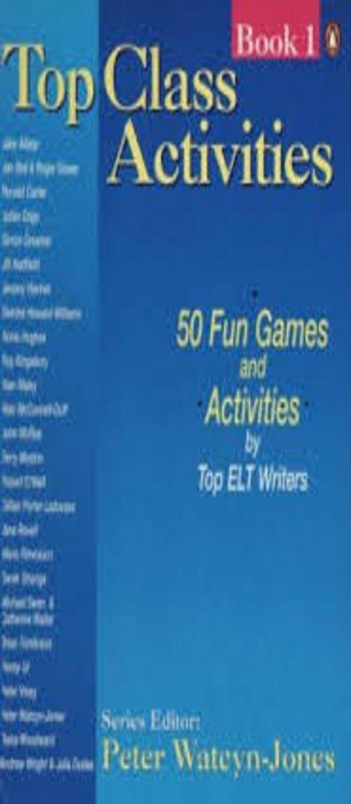 TOP CLASS ACTIVITIES 1 - 50 Fun Games & Activities