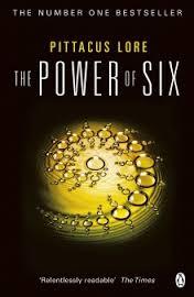 POWER OF SIX, THE - Lorien Legacies Book 2