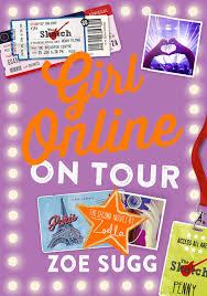 GIRL ONLINE ON TOUR Hbk