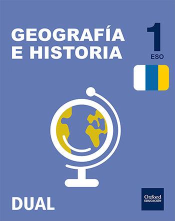 GEOGRAFIA E HISTORIA 1 ESO Inica dual