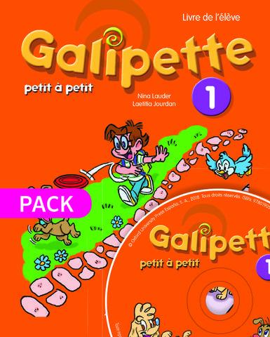 GALIPETTE PETIT A PETIT 1