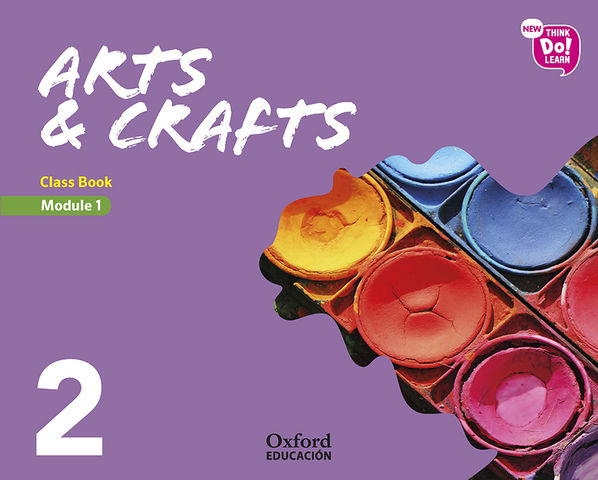 ARTS AND CRAFTS 2.1  SB - New Think Do Learn