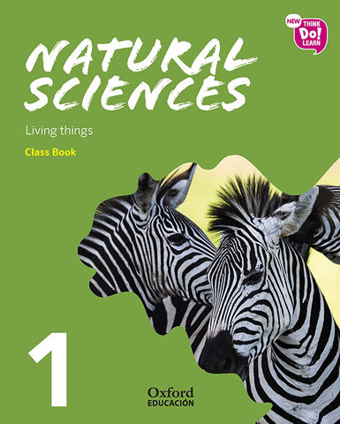 NEW THINK DO LEARN NATURAL SCIENCE 1 Module 2 CLASS BOOK