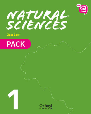 NATURAL SCIENCES 1 WB Pack - New Think Do Learn