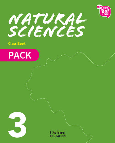 NATURAL SCIENCES 3 WB Pack - New Think Do Learn