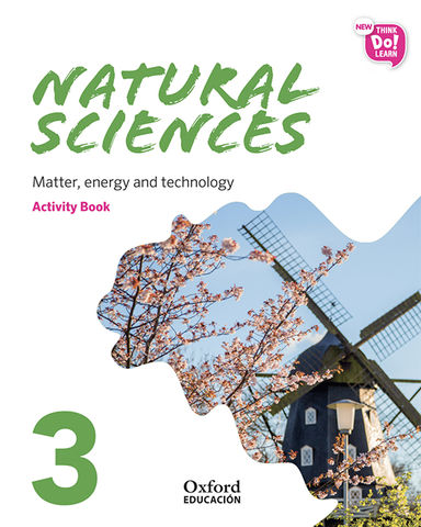 NATURAL SCIENCES 3.3 WB Matter, Energy  & Techn. - New Think Do Learn