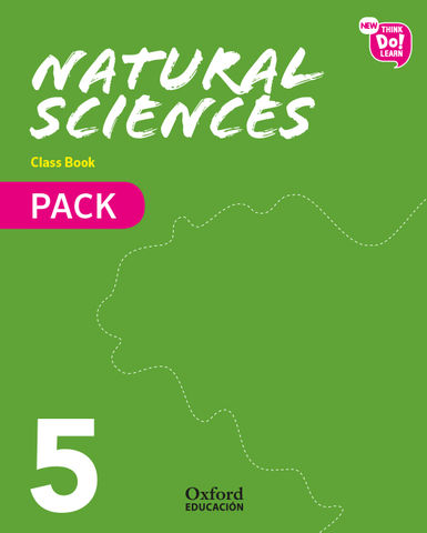 NATURAL SCIENCES 5 SB Pack - New Think Do Learn