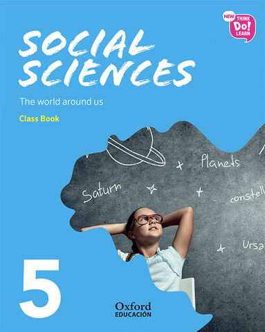SOCIAL SCIENCES 5.3 SB Pack - New Think Do Learn