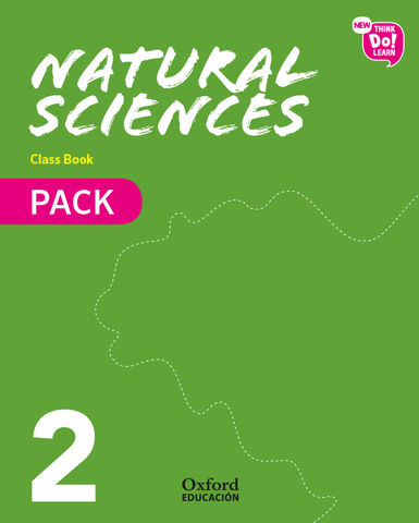 NATURAL SCIENCES 2  WB Pack - New Think Do Learn