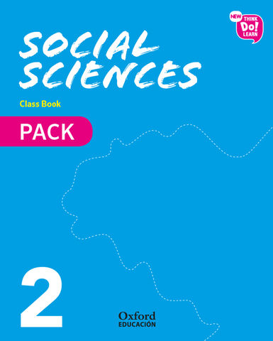 SOCIAL SCIENCES 2 SB Pack - New Think Do Learn