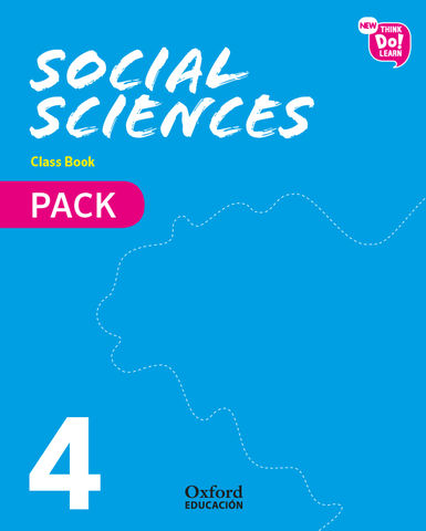 SOCIAL SCIENCES 4 SB Pack - New Think Do Learn