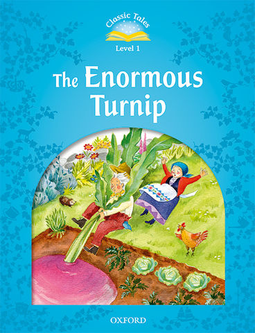 ENORMOUS TURNIP, THE + MP3 - CT 1 BEG  2nd Ed
