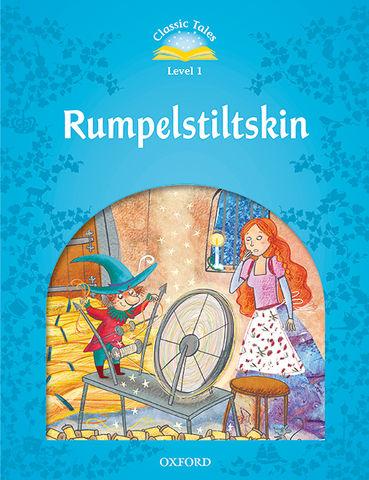 RUMPELSTILTSKIN  + MP3  - CT 1 BEG  2nd Ed
