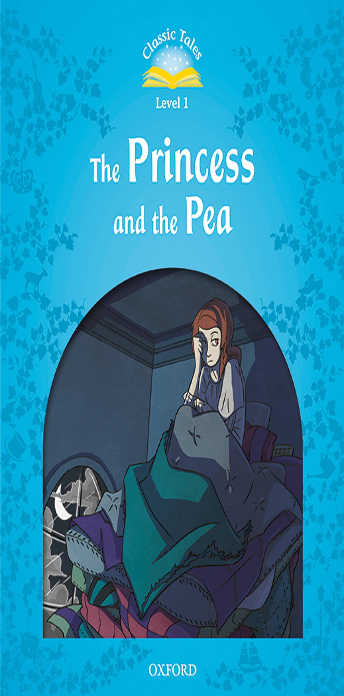 PRINCESS AND THE PEA, THE + MP3 - CT BEG 1 2nd Ed