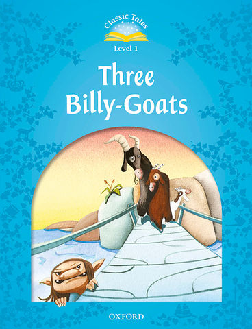 THREE BILLY GOATS + MP3 - CT 1 2nd Ed