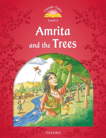 AMRITA & TREES + MP3 - CT 2 2nd Ed