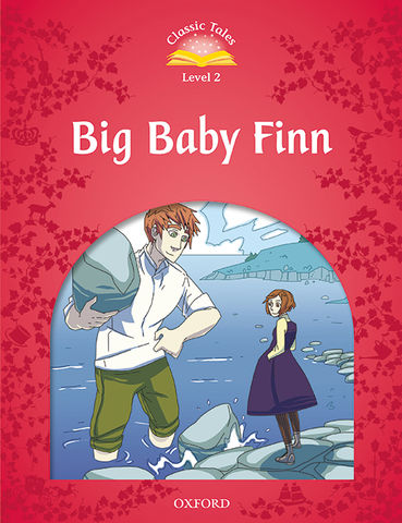 BIG BABY FINN, THE + MP3 - CT 2 2nd Ed.