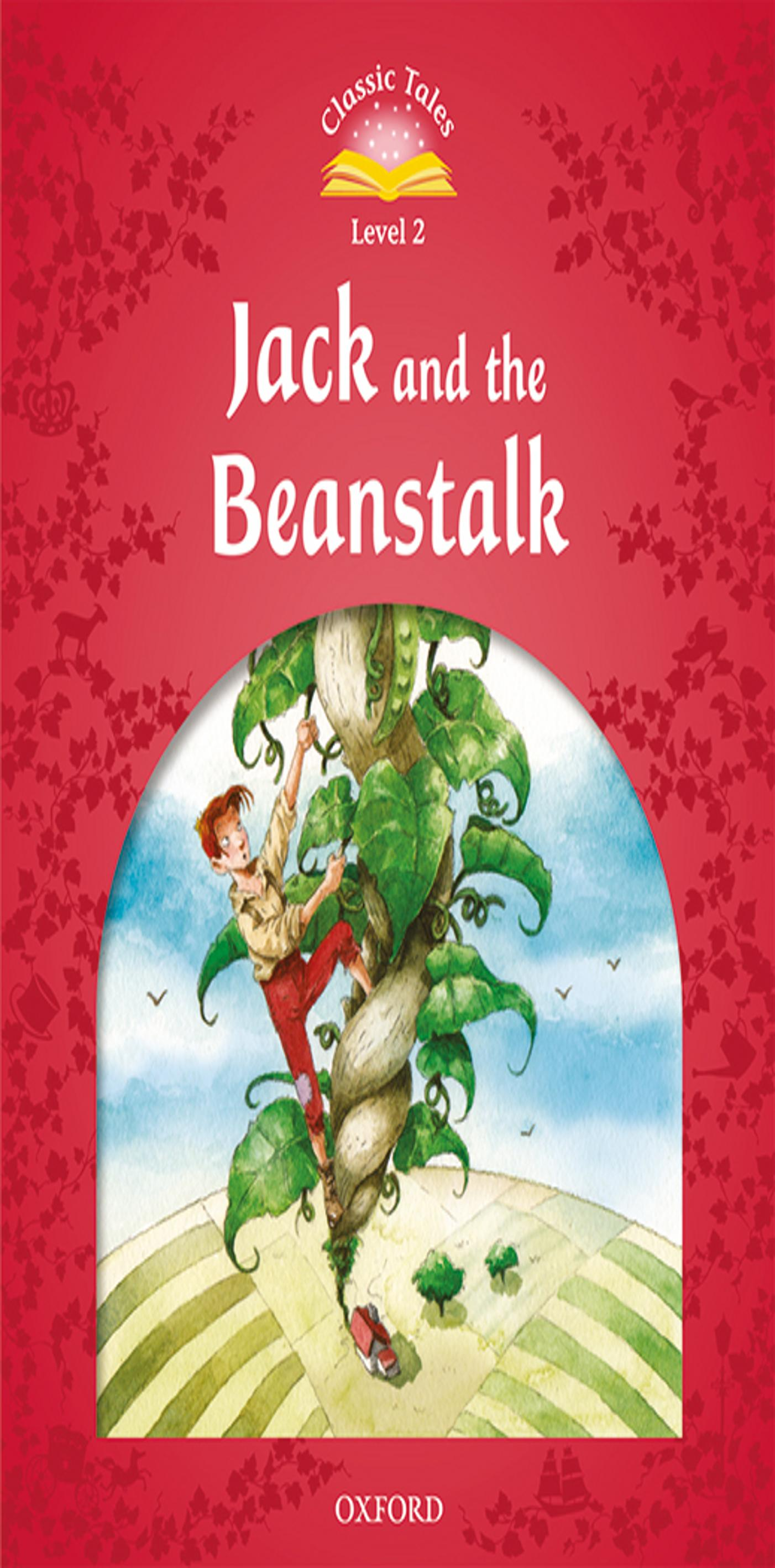 JACK & THE BEANSTALK + MP3 - CT 2 BEG 2nd Ed