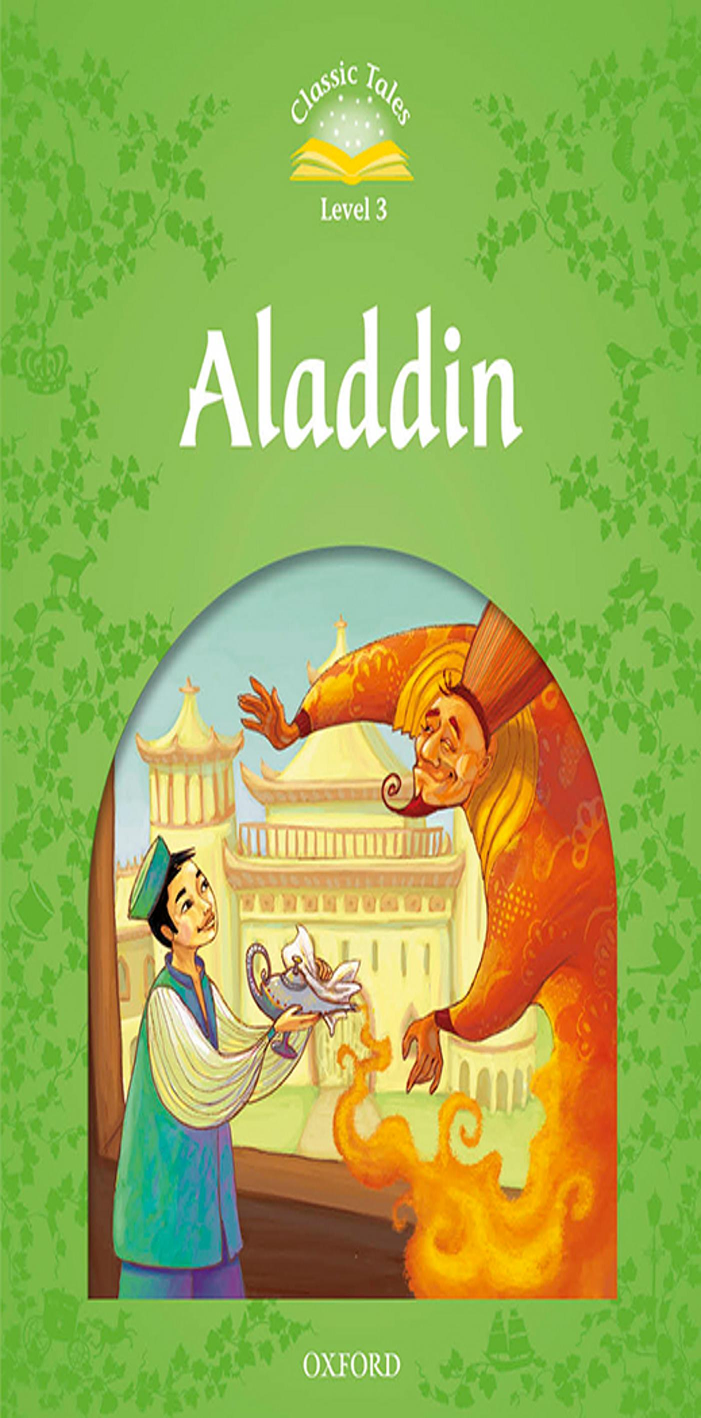 ALADDIN + MP3 - CT 3 2nd Ed