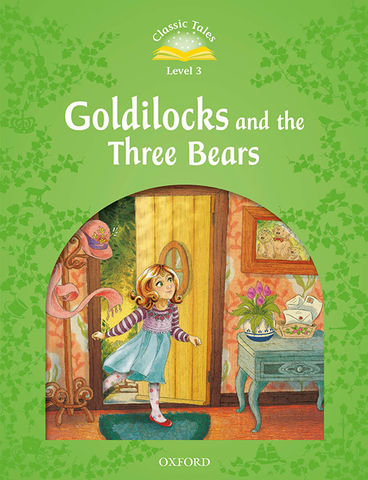 GOLDILOCKS + MP3 - CT ELEM 3 2nd Ed.