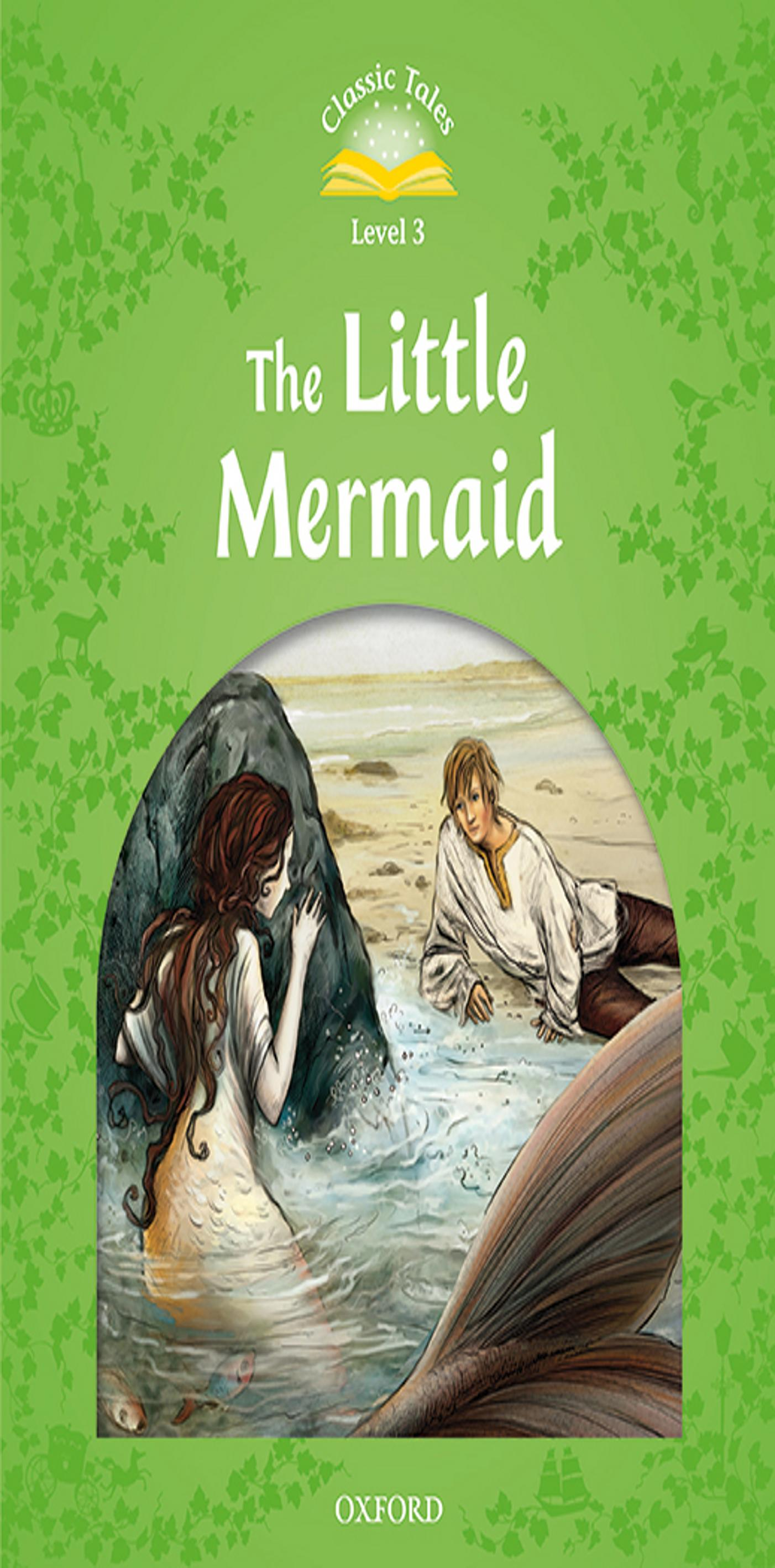 LITTLE MERMAID, THE + MP3 - CT 3 2nd ED