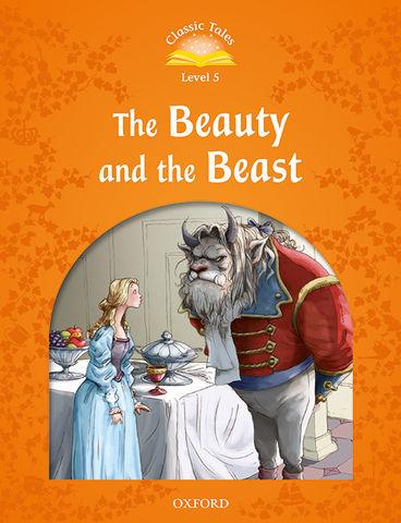 BEAUTY AND THE BEAST + MP3 - CT 5 ELEM 2nd Ed