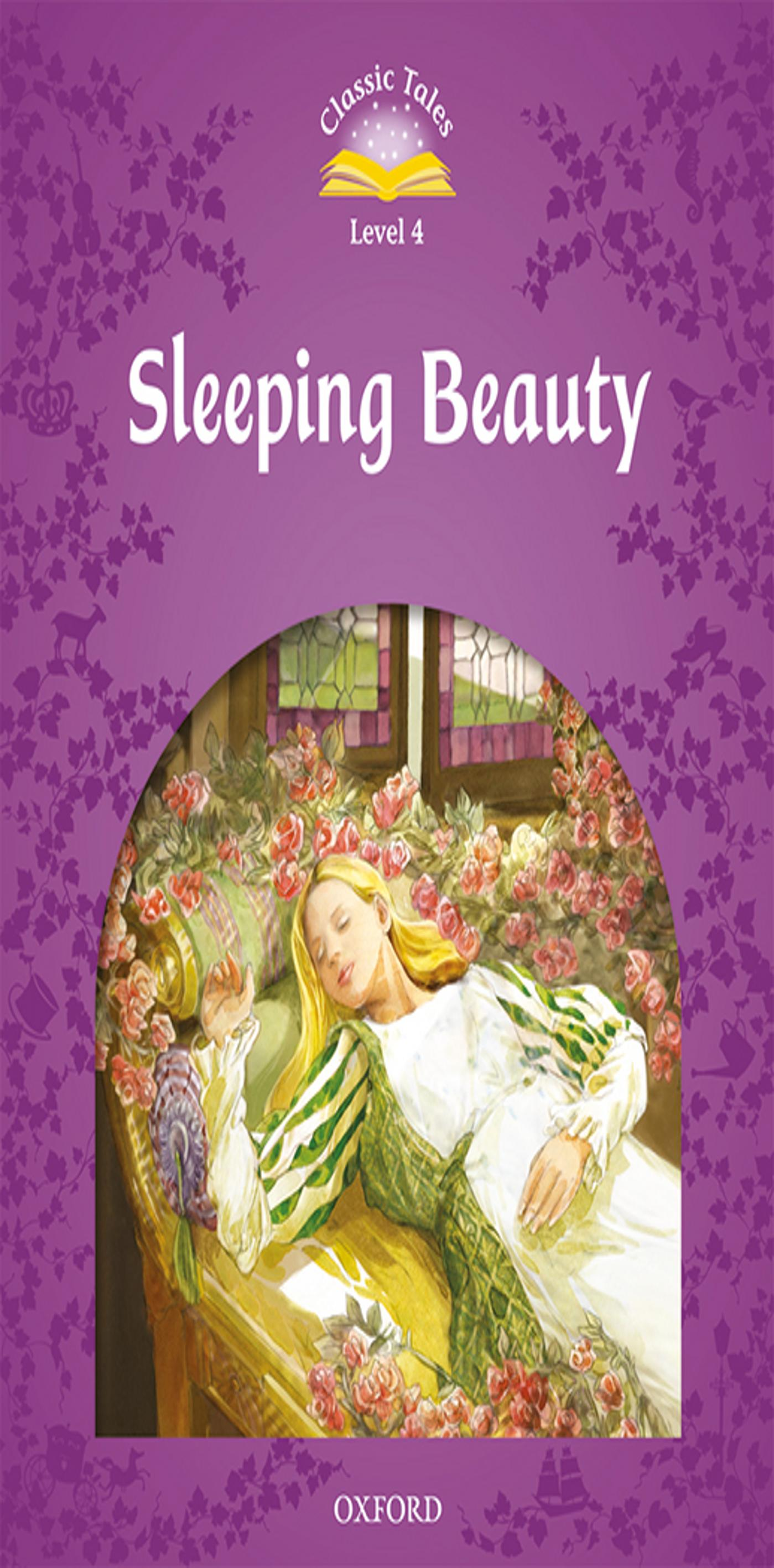 SLEEPING BEAUTY  + MP3 - CT 4 2nd Ed