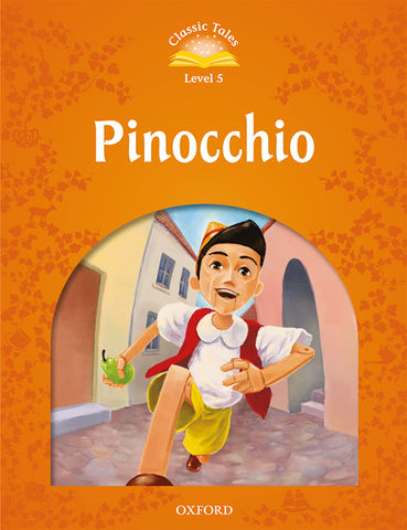 PINOCCHIO + MP3 - CT 5 ELEM 2nd Ed