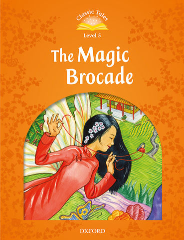 MAGIC BROCADE, THE + MP3 - CT  5 2nd Ed.