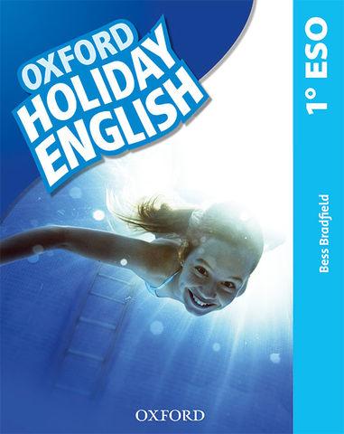 HOLIDAY ENGLISH 1º  PRIM 3ª Ed