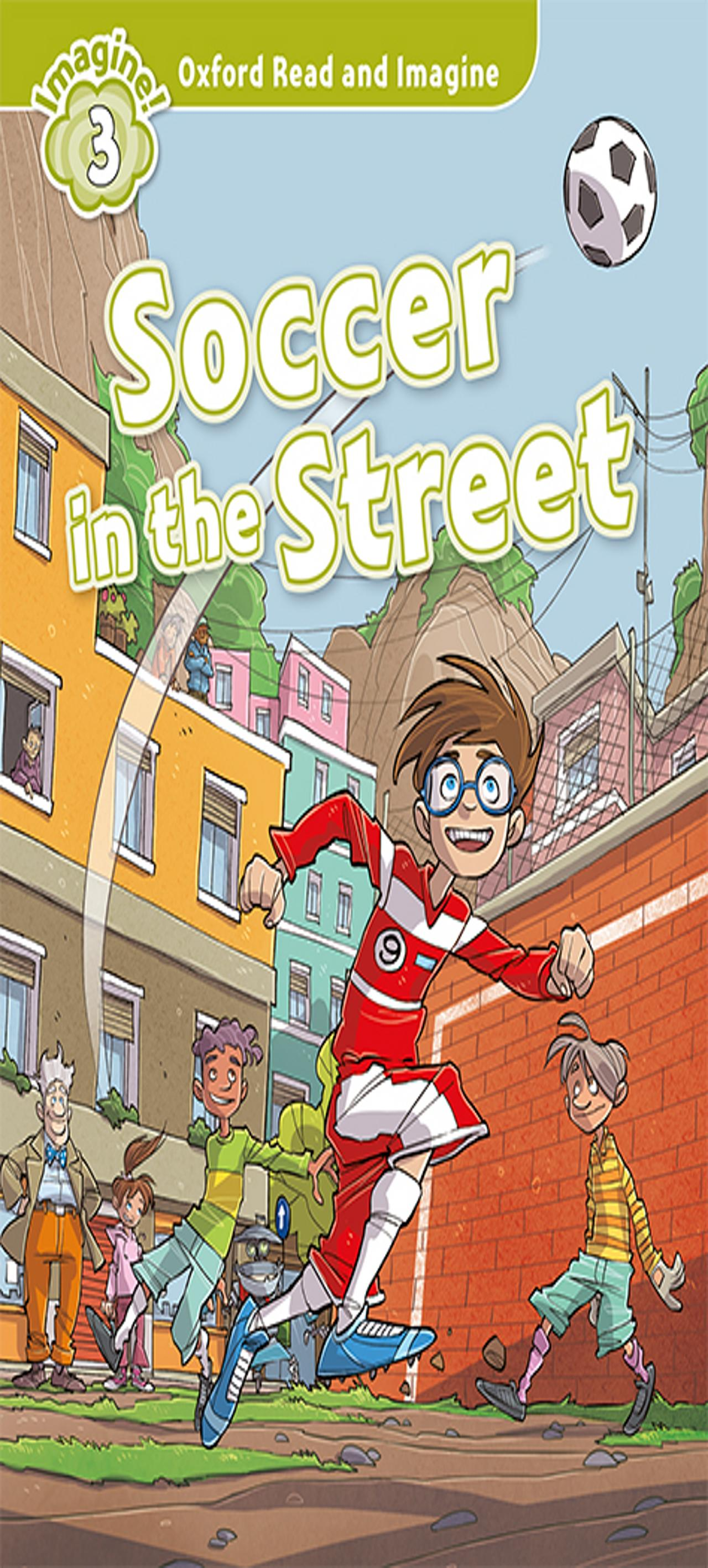 SOCCER IN THE STREET - ORI 3 +mp3