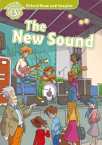 NEW SOUND, THE + MP3  - ORI 3