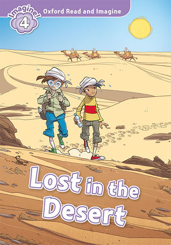 LOST IN THE DESERT + MP3  - ORI 4