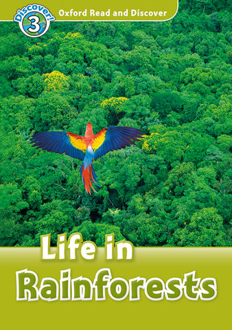 LIFE IN RAINFORES + MP3 - ORAD Discover 3
