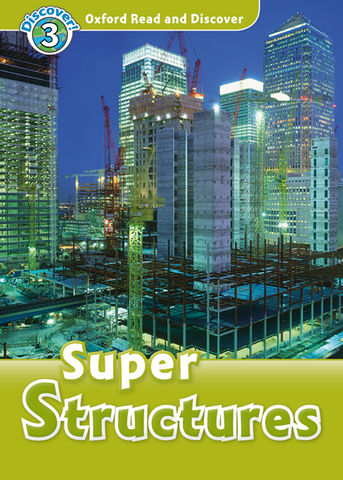 SUPER STRUCTURES + MP3 - ORAD Discover 3