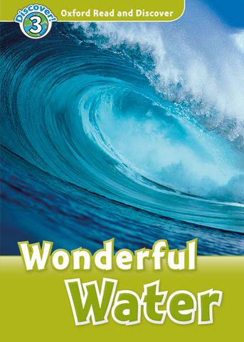 WONDERFUL WATER + MP3 - ORAD Discover 3