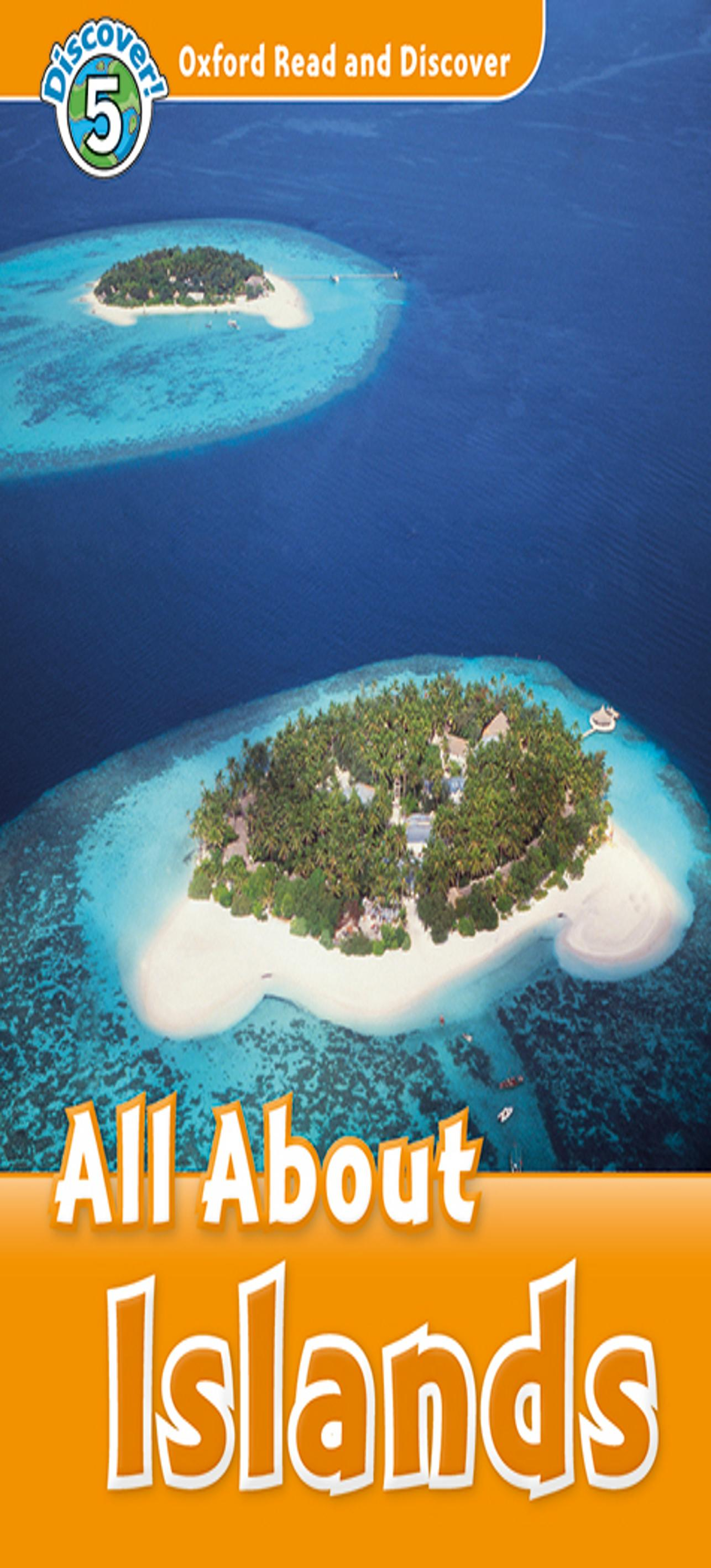 ALL ABOUT ISLANDS + MP3 - ORAD Discover 5