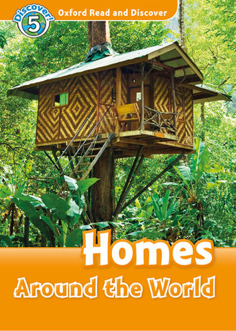 HOMES AROUND THE WORLD + MP3 - ORAD Discover 5