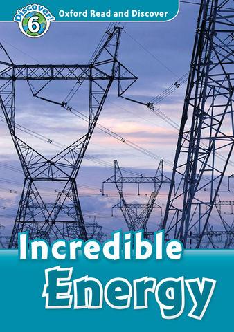 INCREDIBLE ENERGY + MP3 - ORAD Discover 6