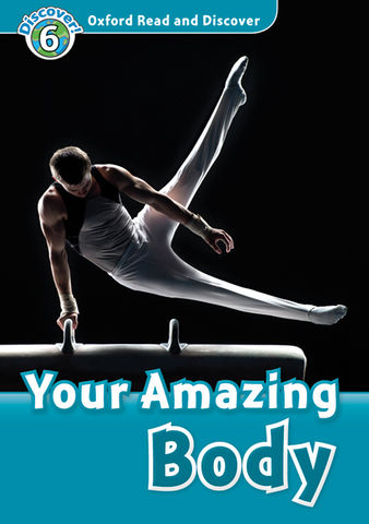 YOUR AMAZING BODY + MP3 - ORAD Discover 6