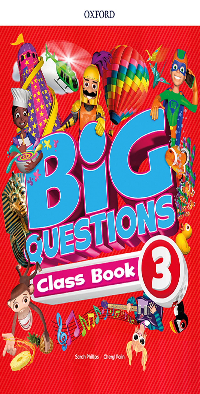 BIG QUESTIONS 3 SB