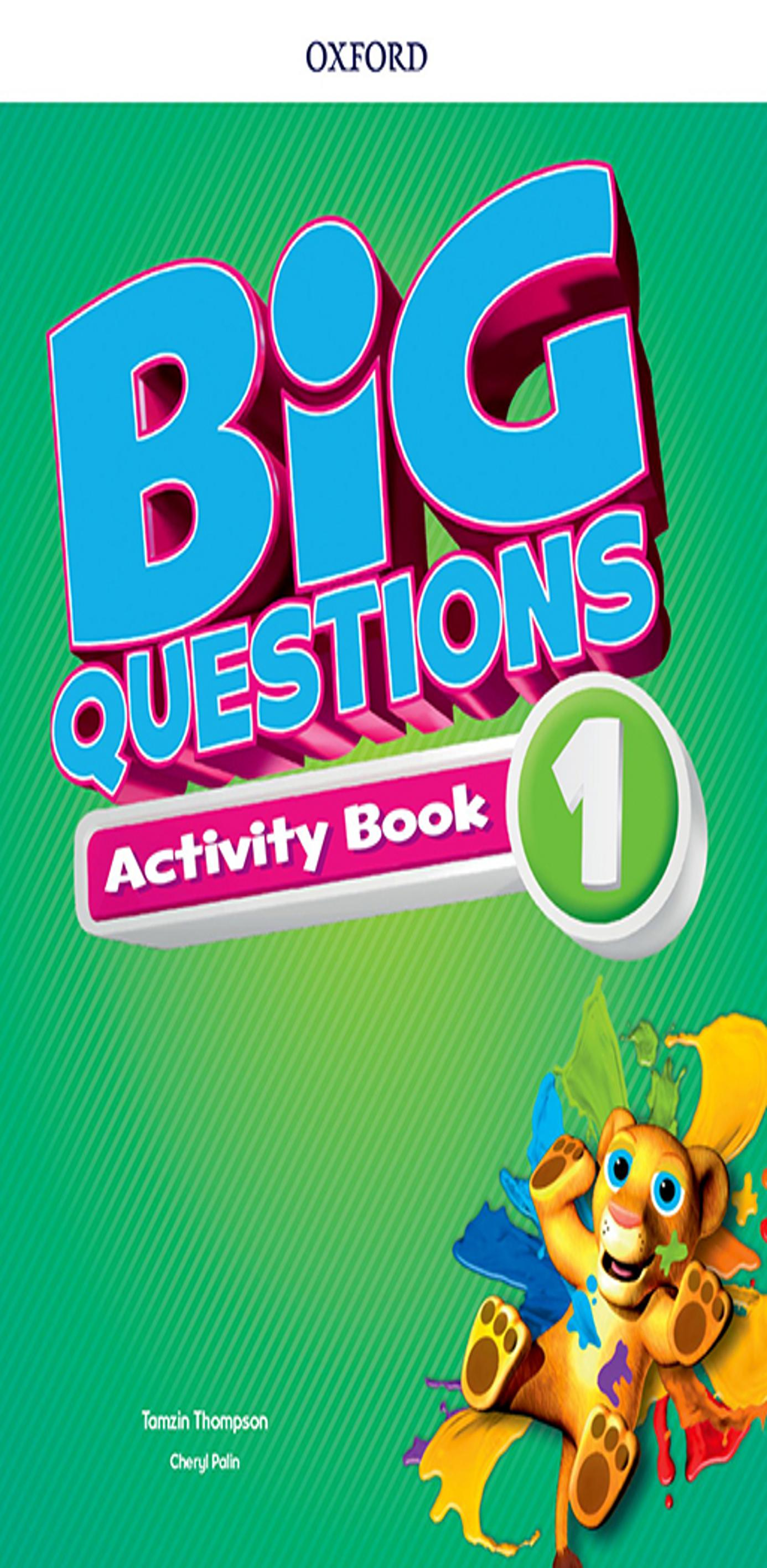BIG QUESTIONS 1 WB