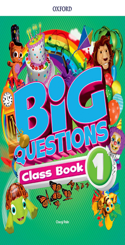 BIG QUESTIONS 1 SB