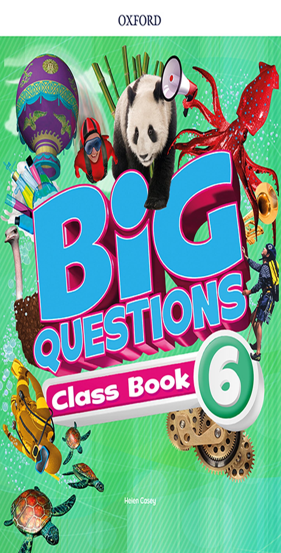 BIG QUESTIONS 6 SB