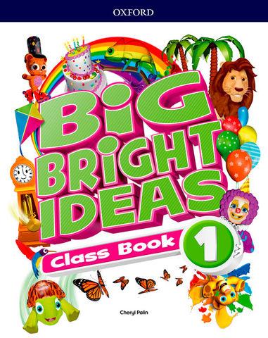 BIG BRIGHT IDEAS 1 SB
